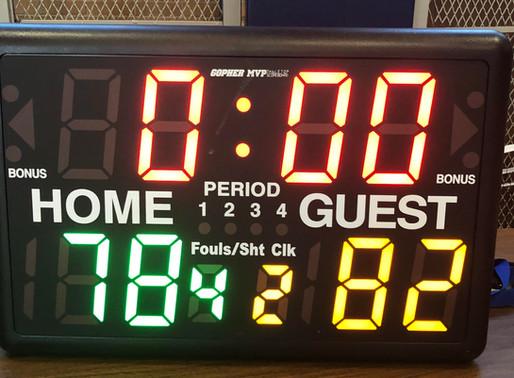 IS. 220 Basketball Team vs Staff Game