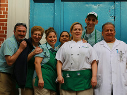 Cafeteria Crew