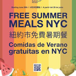 Summer Meals NYCDOE
