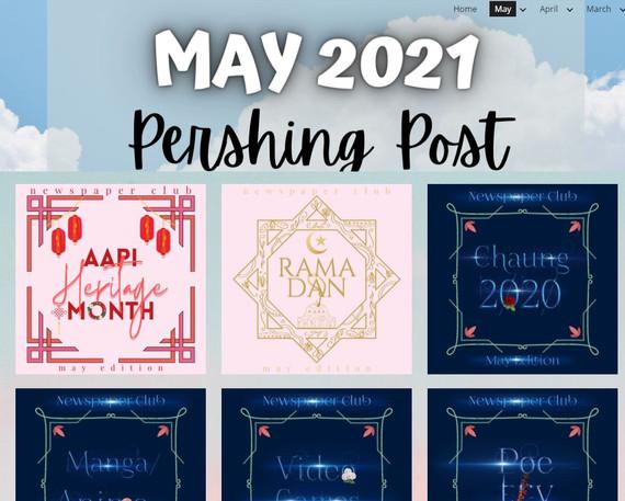 Pershing Post May Edition