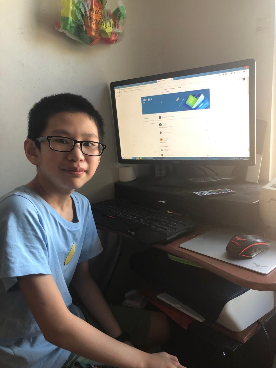Evan Huang 616