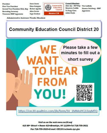 Survey District 20