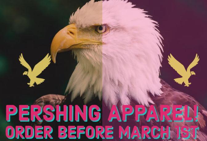 Pershing Apparel