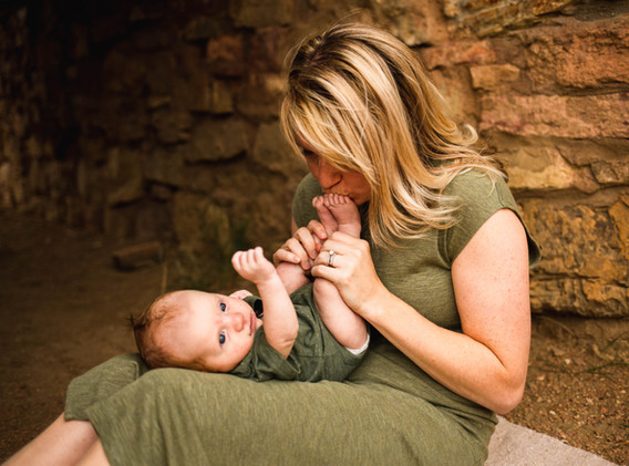 Colorado Springs Newborn session