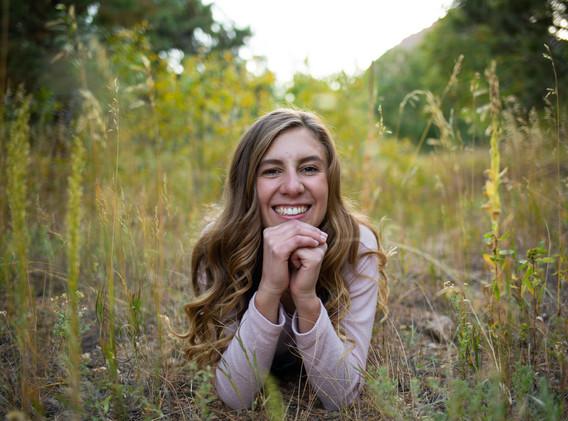 Colorado Springs Senior photo