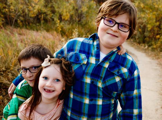 Colorado Springs family session