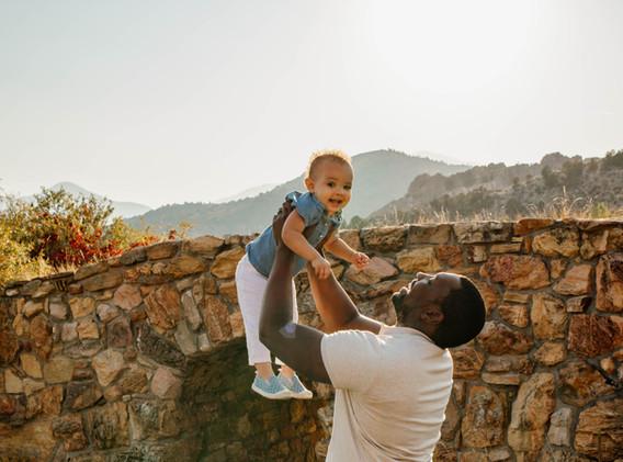 Coloado Springs Family session