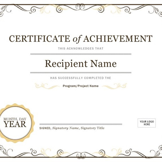 Certification 101