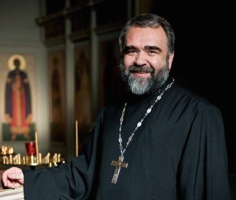 Archpriest Vadim Zakrevsky