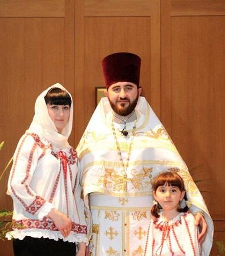 Archpriest Nicolae Prescura