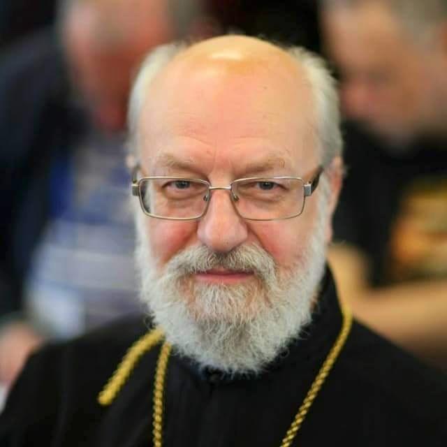 Archpriest Maxim Nikolsky