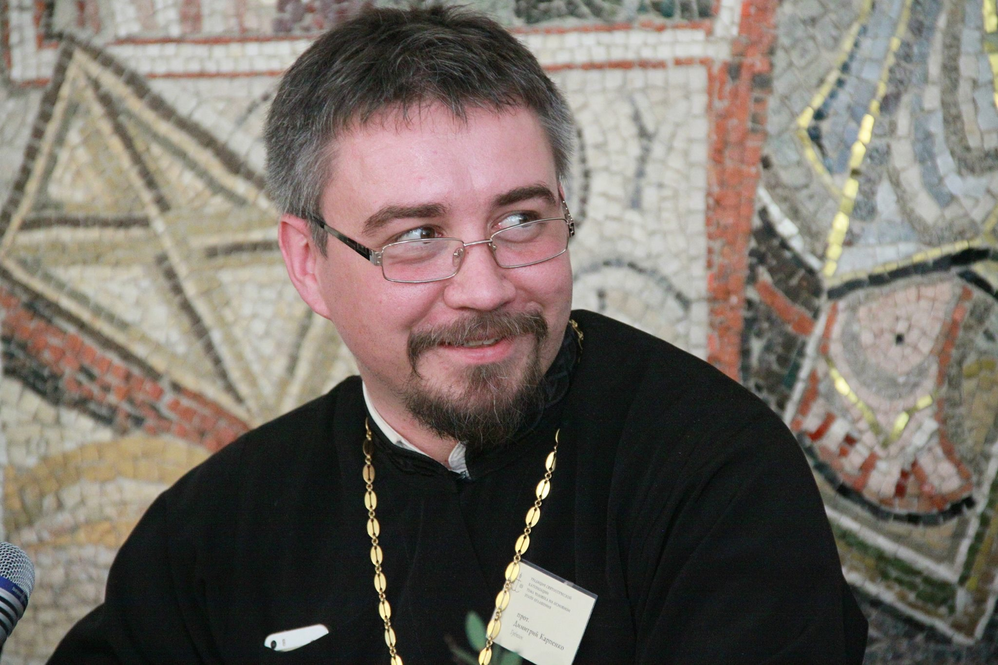 Archpriest Dmitry Karpenko