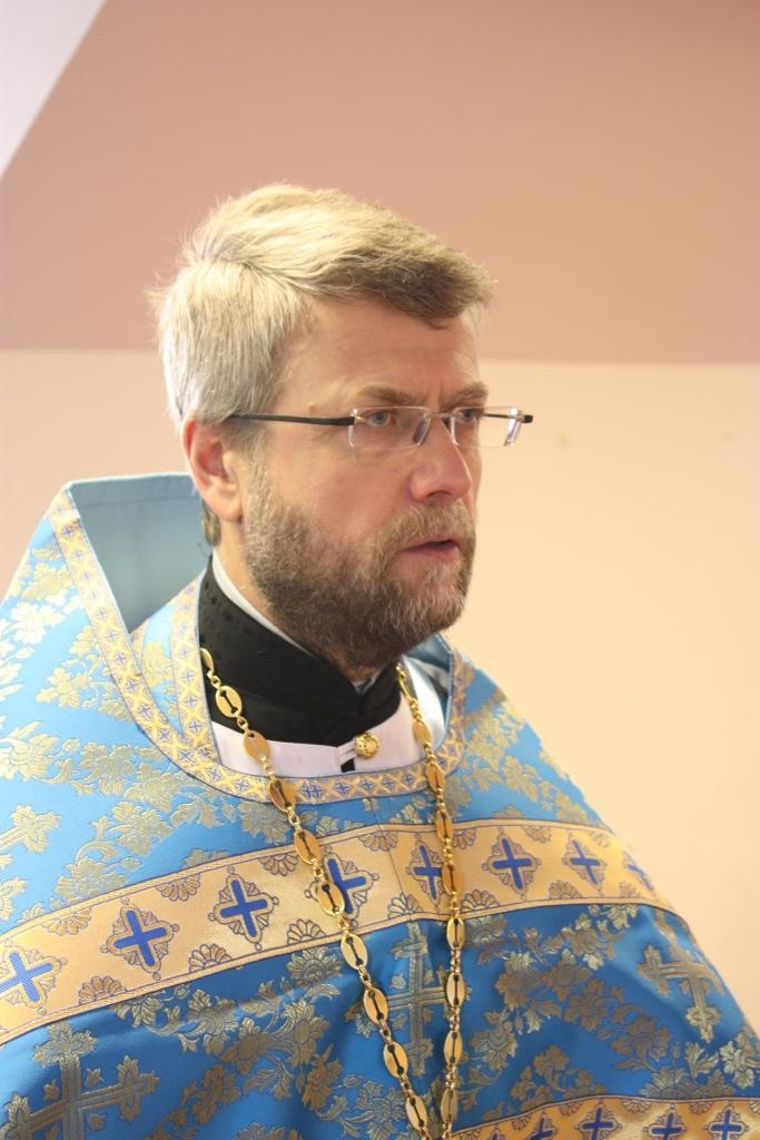 Priest Georgy Zavershinsky