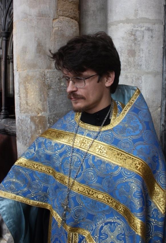 Priest Evgeniy Selensky