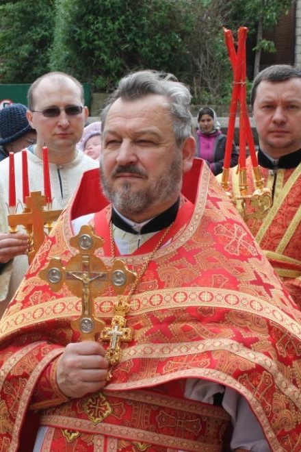 Archpriest Nikolai Kobets