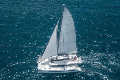 R&C 50 ft. Catamaran - 5.5+ Cabins / Max 13  (Deposit)