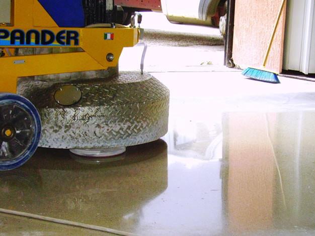Polished Concrete Hendra