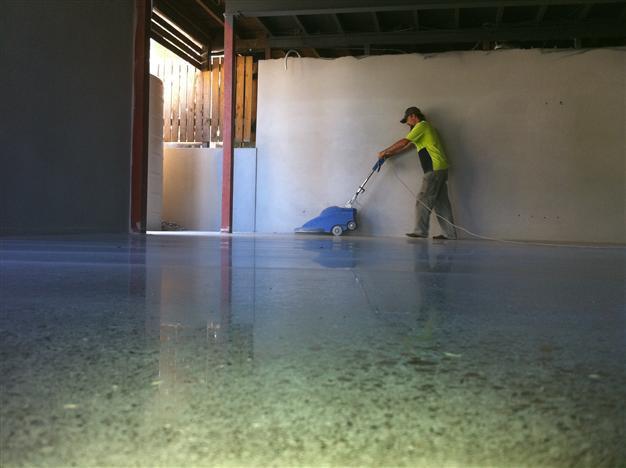 Polished Concrete Fairfield