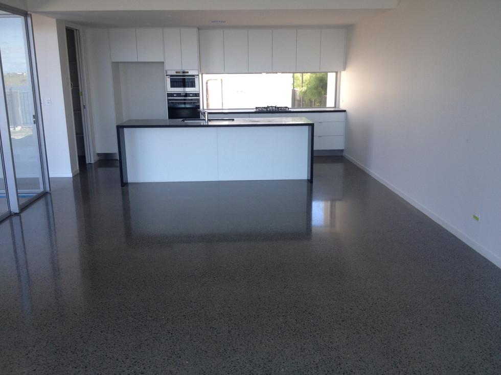 Polished Concrete Homes