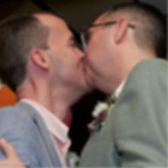 The Wedding Kiss