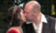 Renewal of Vows handfasting Ceremony