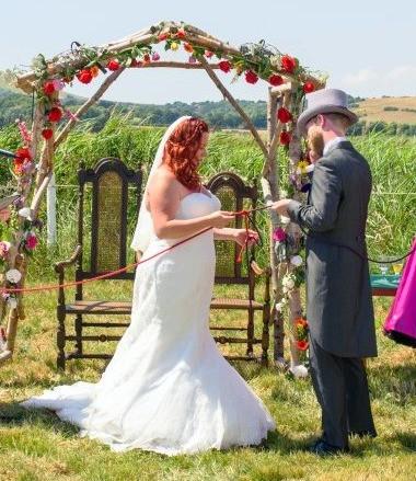 Wedding Ceremony -Tying the knot_edited.
