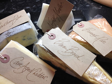 Cheeseology with Lucie Inns
