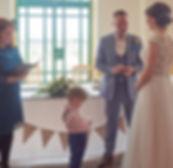 Worthing Dome Wedding