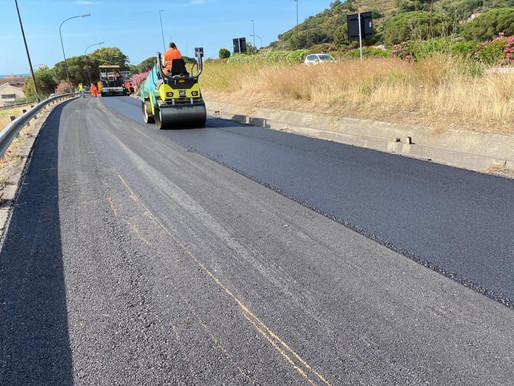 Messina-Catania motorway, repaving works from 4 June