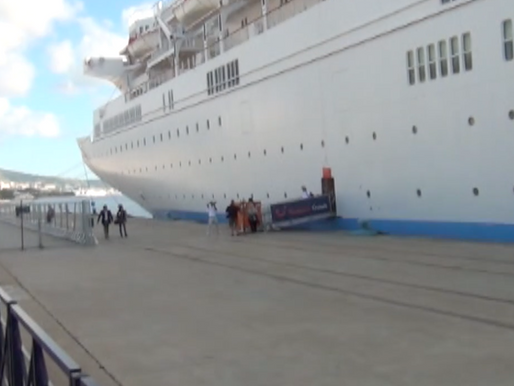 Covid emergency, the whole cruise season in Messina skipped