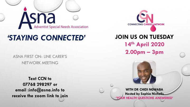 Join Us As we Stay Connected!