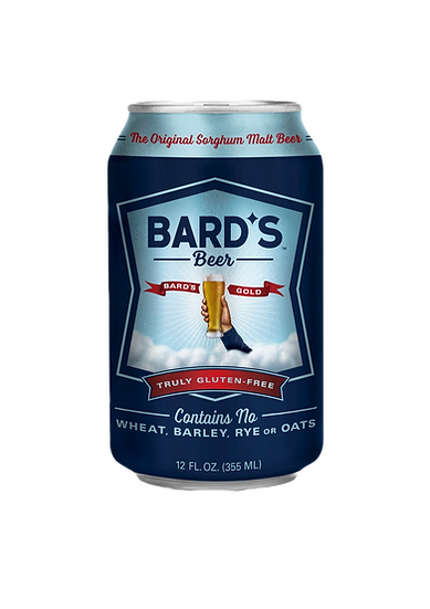 Bards Gluten Free 24 x 355ml Can