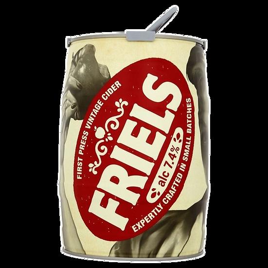 Friels Vintage Cider 5 Litre Mini - Keg
