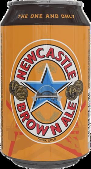Newcastle Brown Ale 24 x 330ml