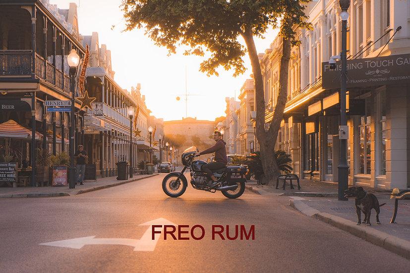 FREO Rum - Coming Soon