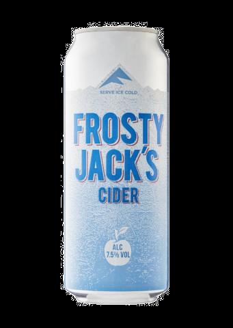 Frosty Jacks Cider 24 x 500ml