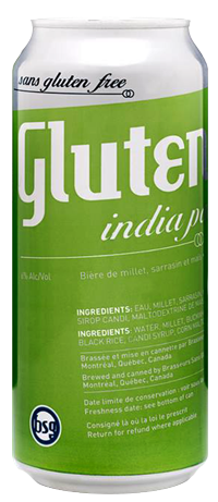 Glutenberg IPA Gluten Free 24 x 473ml