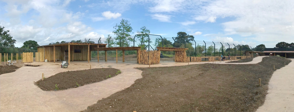 Chester Zoo (IP Fencing)