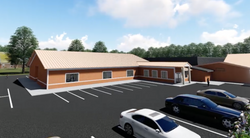 WCA building project