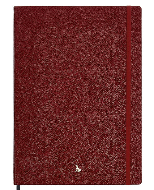 The Hardy Collection - Dahl in Burgundy - A4.