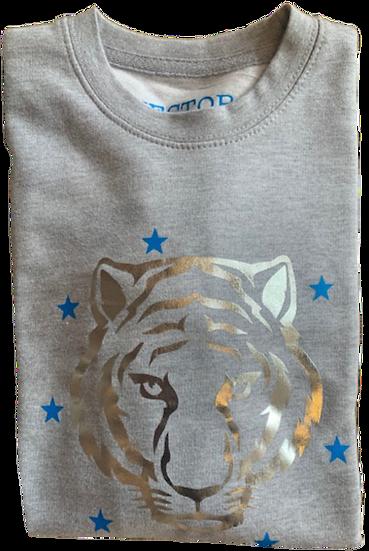 Super Soft Tiger & Stars Sweatshirt
