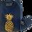 Thumbnail: Soft Organic Gold Pineapple Sweatshirt