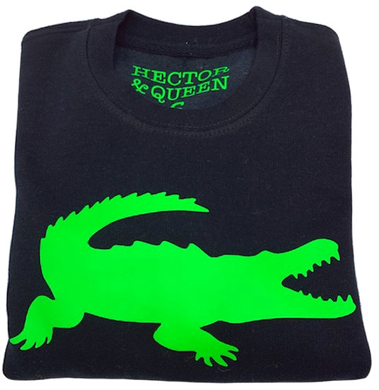 Super Soft Crocodile Sweatshirt