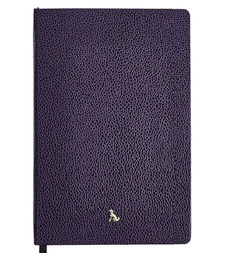 The Rollo Collection - A5 Softie in British Mulberry