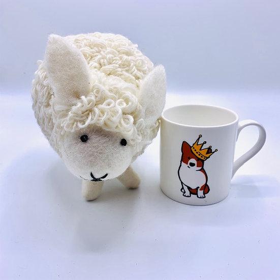 Woolly Sheep & Mug Gift Bundle