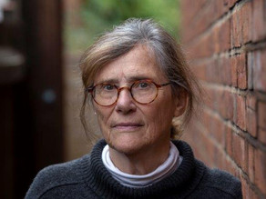 One of the leading literary biographers in the English Speaking World: Professor Dame Hermione Lee