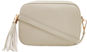 Dreamy Cream Soft Leather Bags