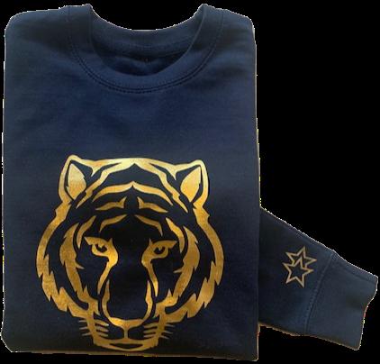 Super Soft Tiger Sweatshirt