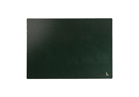 The Desk Collection - Keats - Mouse Mat - Racing Green
