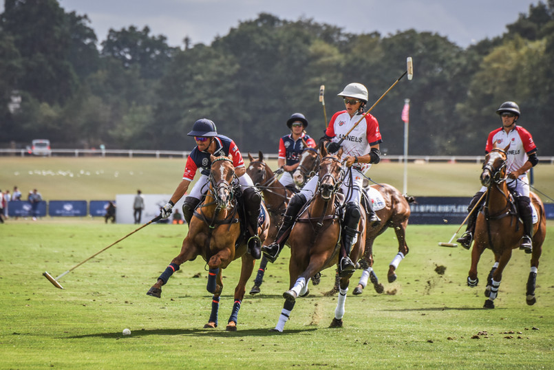 Westchester Cup by Helen Cruden-USPA Ass